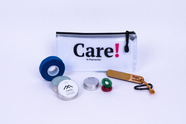 fingerpocket Care-Set