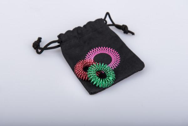 fingerpocket (pink/green)